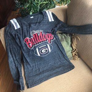 Georgia Bulldogs long sleeve T-Shirt
